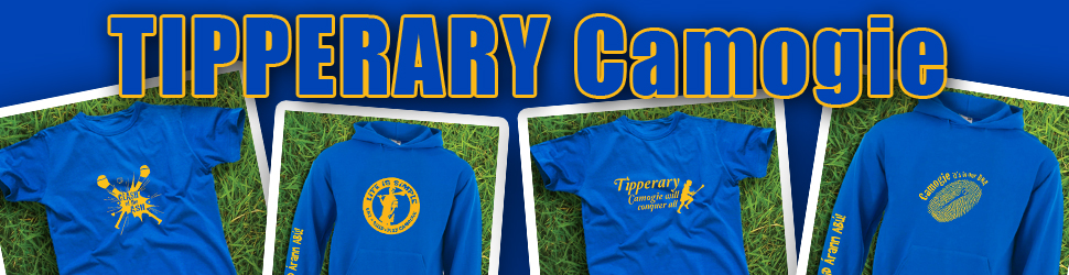 Tipperary Camogie Banner