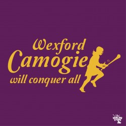 Wexford Camogie will conquer all