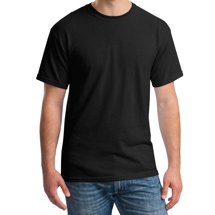 Gildan Black T-Shirt 3XL €5 - The Hurling Store