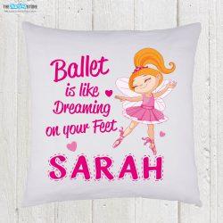 ballet cushion