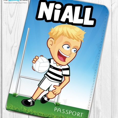 FOOTBALLGAAD passport