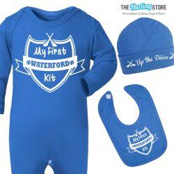 blue babygrow set13