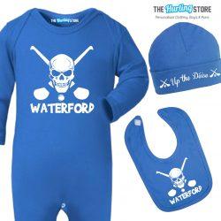 blue babygrow set21