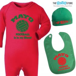 Mayo Babygrows1