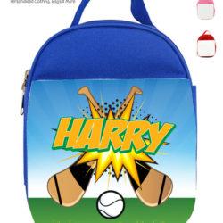 crossed hurl bag
